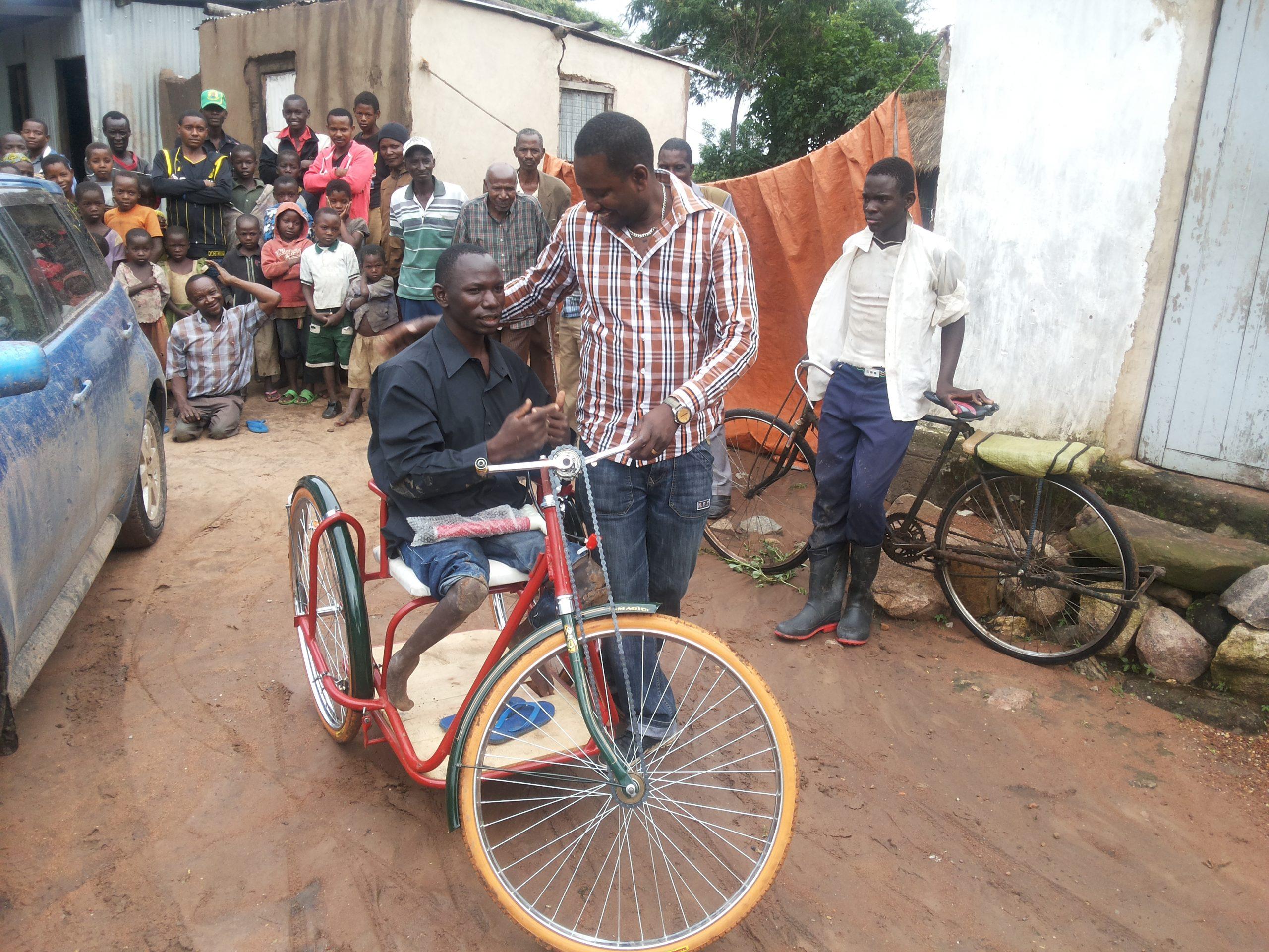 The Tanzania Wheel Chair Project
