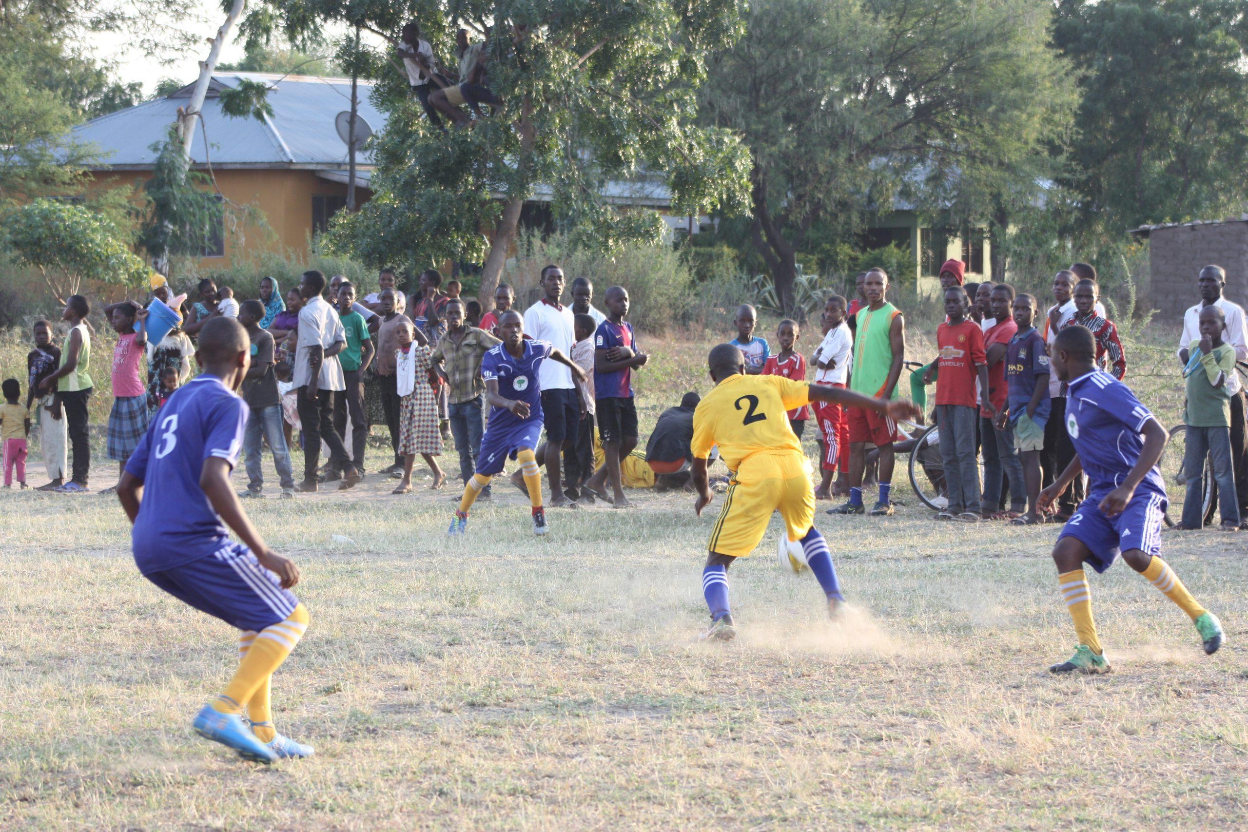 Soccer For Conservation